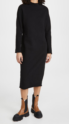 Frank And Eileen Funnel Neck Dress