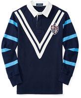 Ralph Lauren Boys 8-20 Cotton Jersey Shirt