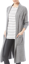 Knot Sisters Cozy Ribbed Duster