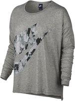 Nike Long Sleeve Scoop Neck T-Shirt
