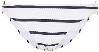 Heidi Klein Nautical bikini bottom