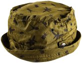Appaman Fisherman Hat (Baby/Toddler) - Olive Branch - Small
