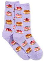 Hot Sox Women's Bagel Socks