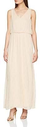 Only Women's Onllinette S/l Maxi Dress WVN Skirt,(Manufacturer Size: 36)