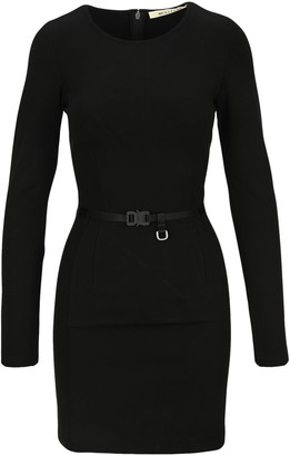 Alyx Buckle Belt Fitted Dress