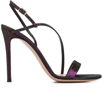 Gianvito Rossi Strappy Design Sandals