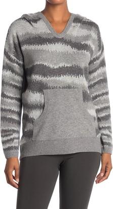 Vertigo Printed Pullover Hoodie