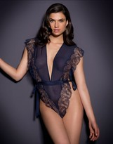 Agent Provocateur Willa Teddy Navy