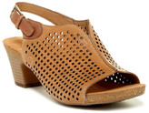 Josef Seibel Ruth Perforated Slingback Heel