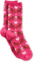 Hot Sox Women's Dogs and Milkshake Socks