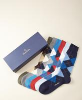 Brooks Brothers The Argyles - Six-Pair Socks Gift Set