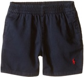 Ralph Lauren Twill Sport Shorts (Infant)
