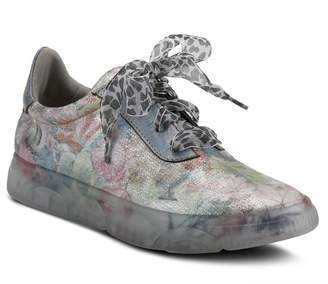 Spring Step L'Artiste By Leather Lace Up Oxfords - Lacerup