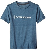 Volcom Euro Pencil Short Sleeve Tee (Toddler/Little Kids)