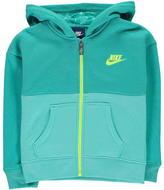 Nike Club Full Zip Hoodie Infant Girls