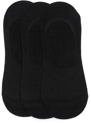 Stems Basic Liner Socks - Pack of 3