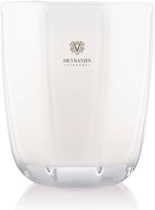 Dr.Vranjes 35.3 oz. Ginger Lime White Candle