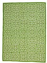 Jonathan Adler Greek Key Llama Flatweave Rug, 4' x 6'