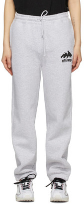 Stussy Grey Coastline Lounge Pants