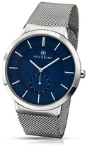 Accurist Stainless Steel Milanese Bracelet Watch 7014.01