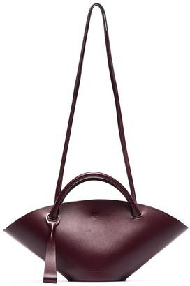Jil Sander Sombrero small tote bag