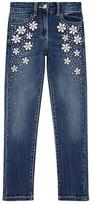 MonnaLisa Floral Embellished Jeans