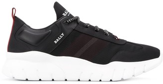 Bally Brody panelled sneakers