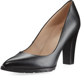 Andre Assous Napa Leather Pump, Black