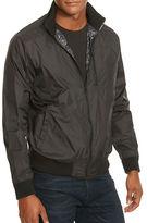 Kenneth Cole New York Reversible Bomber Jacket