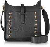 Rebecca Minkoff Black Leather Small Unlined Feedbag