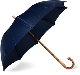 Francesco Maglia Lord Chestnut Wood-Handle Umbrella