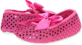 Stride Rite Sequin Ballet Slipper (Toddler/Little Kid)