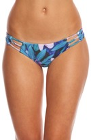 Stone Fox Swim Wonderland Playa Thong Bikini Bottom 8159695