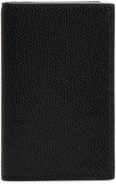 Valextra classic bi-fold wallet