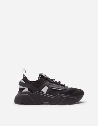 Dolce & Gabbana Stretch Mesh Daymaster Shoes