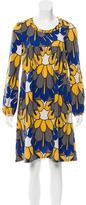 Chloé Shift Floral Dress