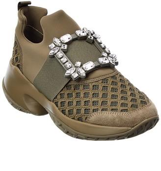 Roger Vivier Viv' Run Sneaker