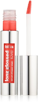 Bliss Long Glossed Love Serum Infused Stain