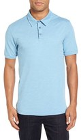 Velvet by Graham & Spencer Men's 'Randall' Slub Knit Polo