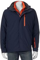 Free Country Big & Tall 3-in-1 Systems Jacket