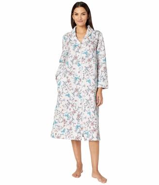Carole Hochman Women's Long Robe