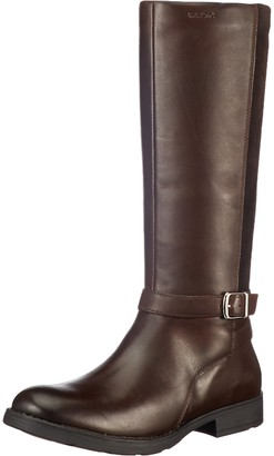 Geox Unisex Adults' Jr Sofia B Ankle Riding Boots