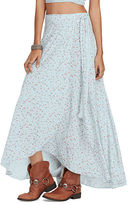 Denim & Supply Ralph Lauren Floral-Print Wrap Maxiskirt