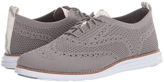 Cole Haan Original Grand Stitchlite Wing Oxford (Black Knit) Women's Shoes