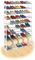 Lynk 50-Pair Shoe Rack