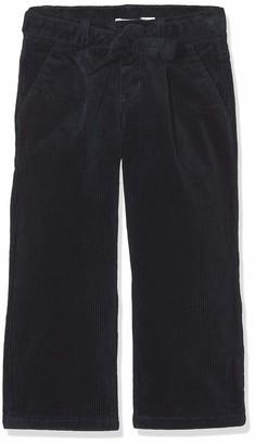Name It Girl's Nmfbanicka Cord Wide Pant Bn Trouser