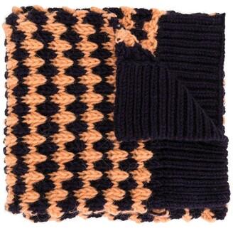 Raf Simons Chunky-Knit Scarf