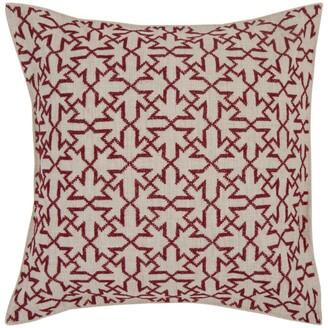 Sep Jordan Sultan Han Embroidered Cushion (45Cm X 45Cm)