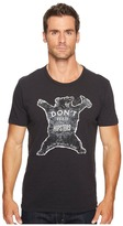 Lucky Brand Don't Feed the Hipsters Graphic Tee Men's T Shirt