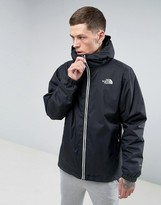The North Face Quest Insulated Waterproof Jacket In Black
